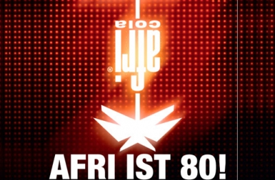 Afri Cola Party: 80 Jahre anders - Party of your life