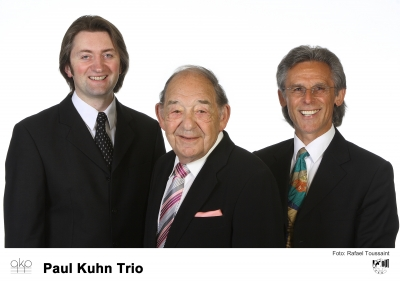 BIX TOP ACT: Paul Kuhn Trio