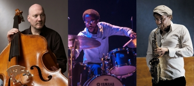 BIX TOP ACT: Benjamin Koppel / Scott Colley / Brian Blade