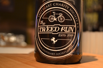 Tweed Run Stuttgart 2014