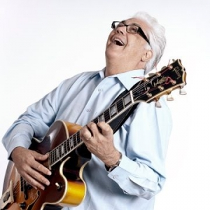 BIX TOP ACT: Larry Coryell / Jermaine Landsberger / Guido May Trio