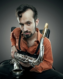 "Young Lions Jazz Award: ""Peter Klohmann and his very small Orchestra"""