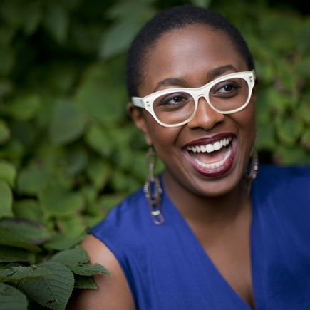 BIX TOP ACT: Cecile McLorin Salvant