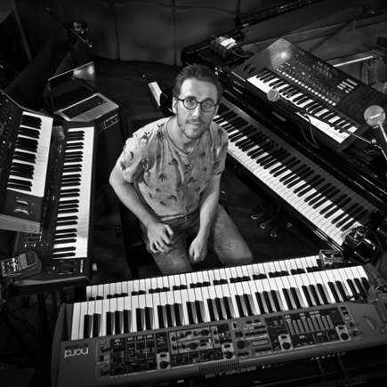 "BIX TOP ACT: Bill Laurance (Snarky Puppy) - ""Aftersun"""