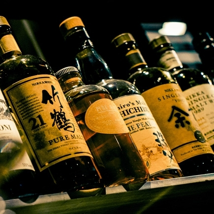 Whisky-Tasting International in der BIX-Lounge