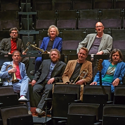 "Jazz Ensemble Baden-Württemberg Edition 15 – ""The DOORS without words"""
