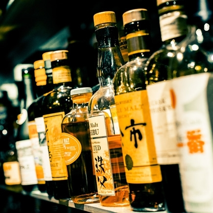 "Whisky-Tasting ""International"" in der BIX-Lounge"