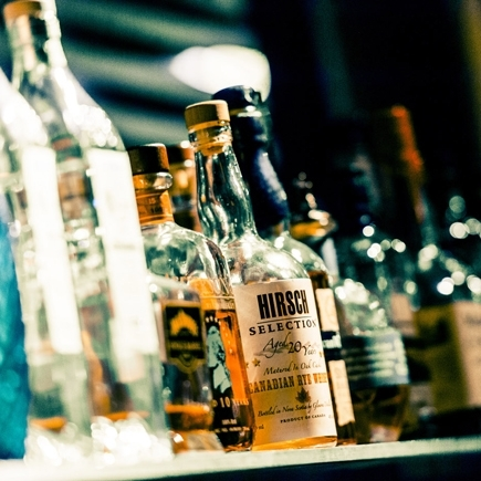 "Whisky-Tasting ""International"" in der BIX Lounge"