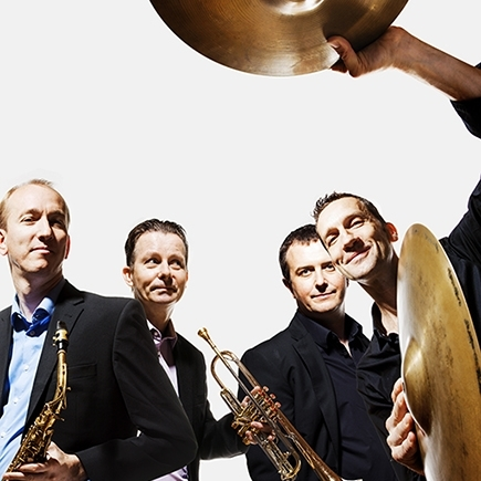 "BIX TOP ACT: ECHOES OF SWING - ""BIX - A Tribute to BIX Beiderbecke"" & ""Dancing"""