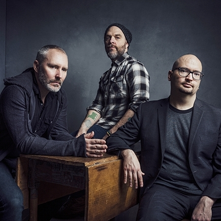"The Bad Plus - ""It's Hard"""