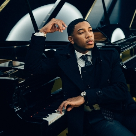 "BIX TOP ACT: Christian Sands - ""Facing Dragons"""